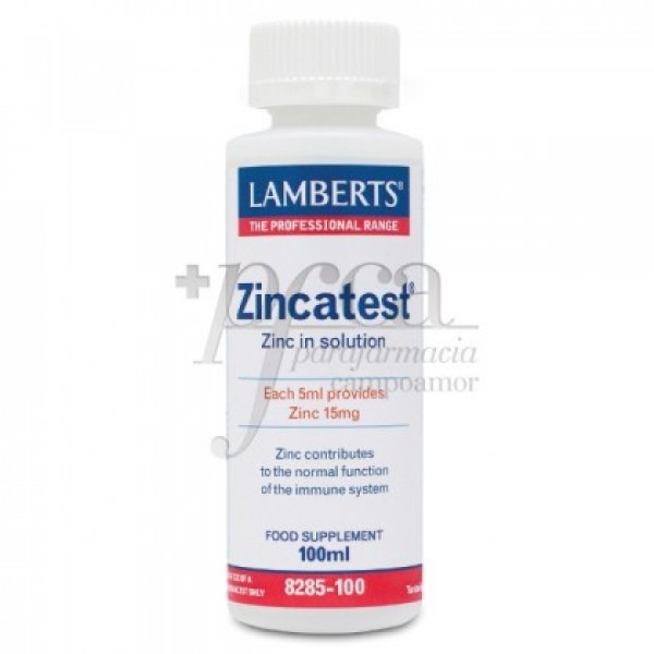 ZINCATEST LIQUIDO100ML