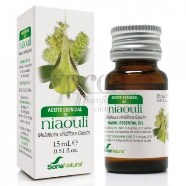 ACEITE ESENCIAL NIAOULI SORIA NATURAL 08024