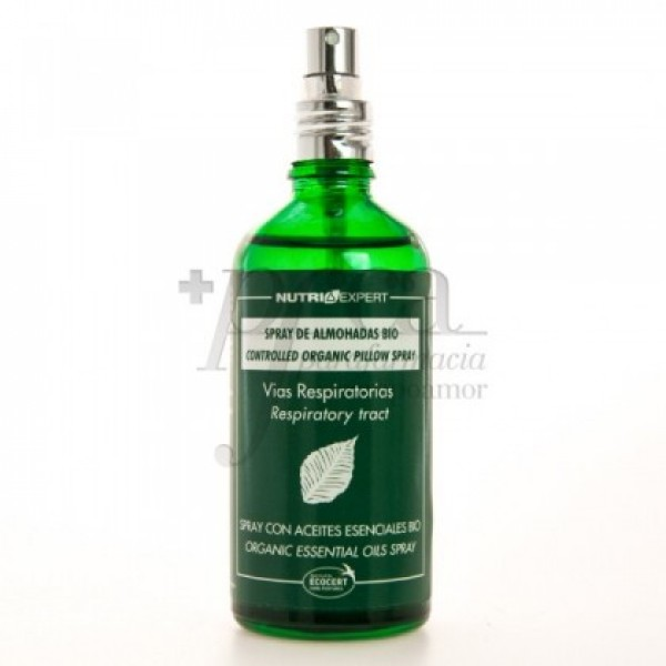 SPRAY ALMOHADAS BIO VIAS RESPIRATORIAS 100ML