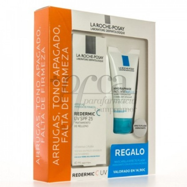 REDERMIC C UV SPF25 40ML + REGALO PROMO