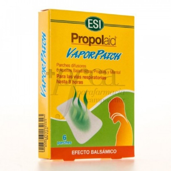 PROPOLAID VAPORPATCH 6 PARCHES
