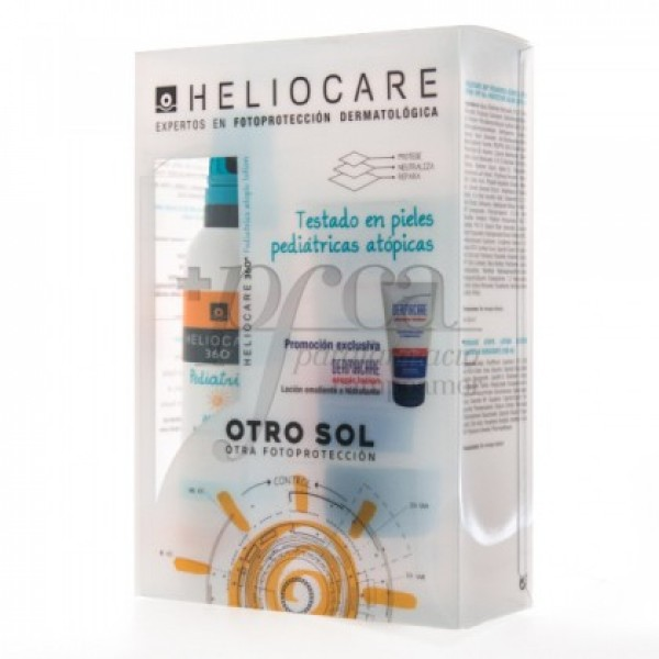 HELIOCARE 360 PEDIATRIC SPRAY SPF50 REGALO PROMO