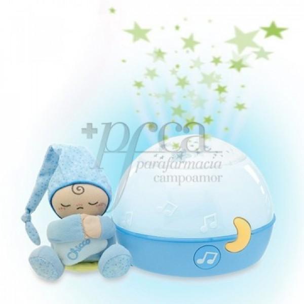 CHICCO GOODNIGHT STARS PANEL PROYECTOR AZUL 0M+