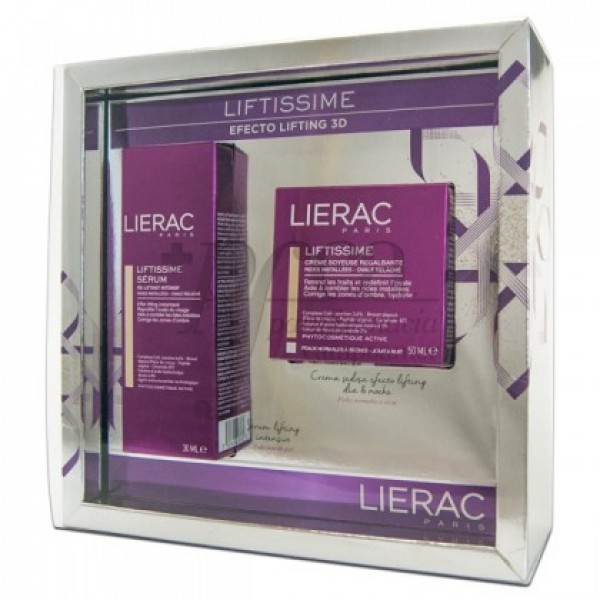 LIERAC LIFTISSIMI CREMA 50ML + SERUM 30ML PROMO