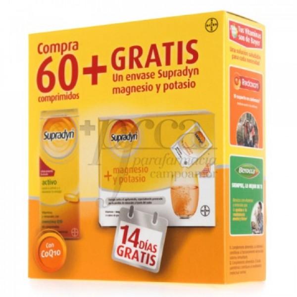 SUPRADYN ACTIVO 60 COMPS + REGALO PROMO