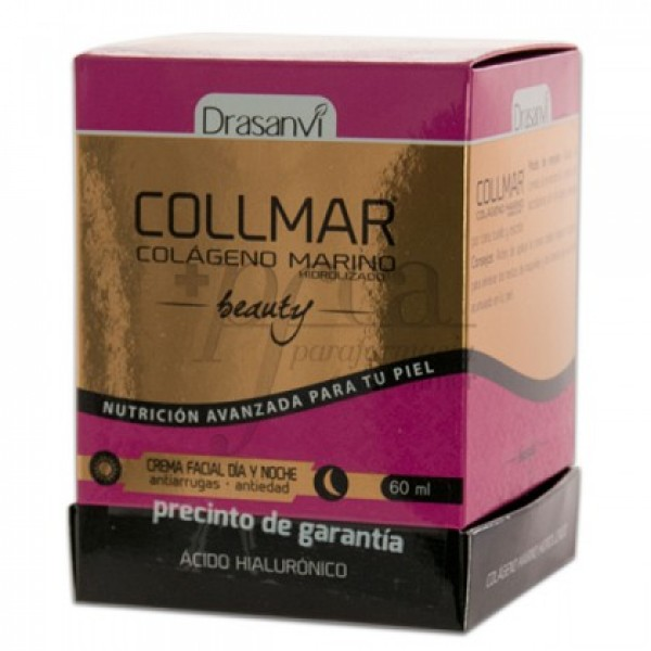 COLLMAR BEAUTY CREMA FACIAL DIA NOCHE 60ML
