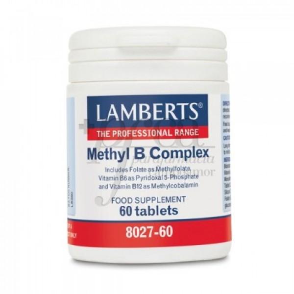 METHYL B COMPLEX 60 COMPS