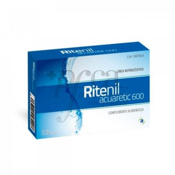 RITENIL ACUARETIC 600 45 COMP