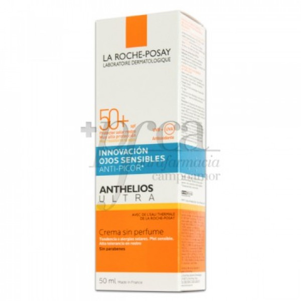 ANTHELIOS ULTRA SPF50 CREMA 50ML