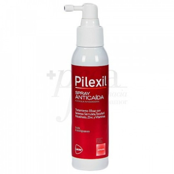 PILEXIL SPRAY ANTICAIDA 120 ML