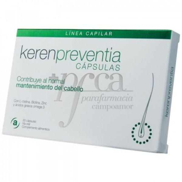 KEREN PREVENTIA CUIDADO DE CABELLO 30 CAPS