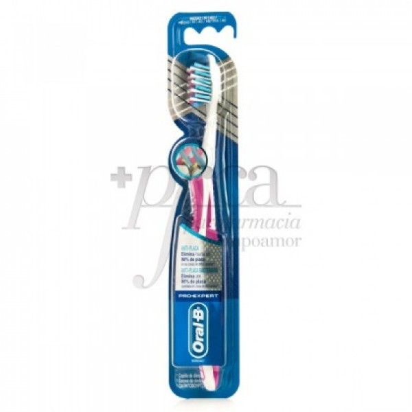 ORAL B PRO EXPERT ANTI-PLACA CEPILLO MEDIO 1U