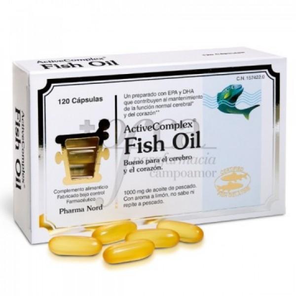 ACTIVECOMPLEX FISH OIL 120 CAPS