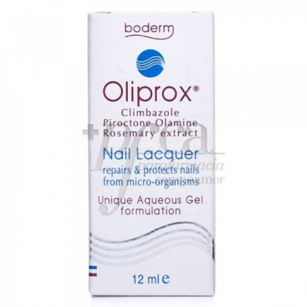 OLIPROX LACA DE UÑAS 12ML
