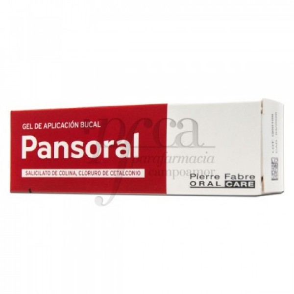 PANSORAL 15 ML