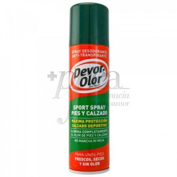 DEVOR OLOR SPORT SPRAY 150 ML