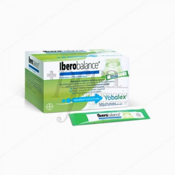 IBEROBALANCE 30 SOBRES 50 G