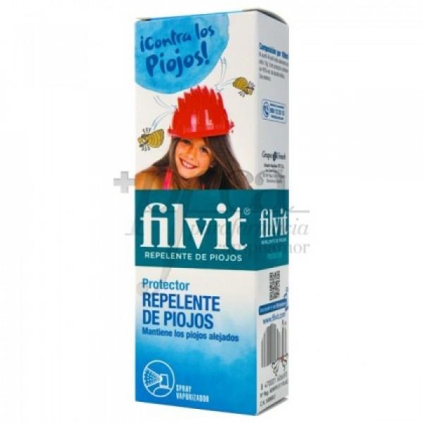 FILVIT PROTECTOR REPELENTE DE PIOJOS 125 ML