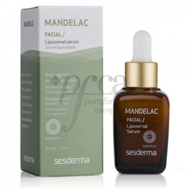MANDELAC SERUM LIPOSOMADO 30 ML