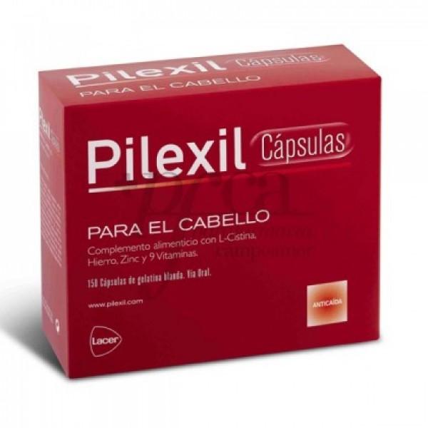 PILEXIL ANTICAIDA 150 CAPS