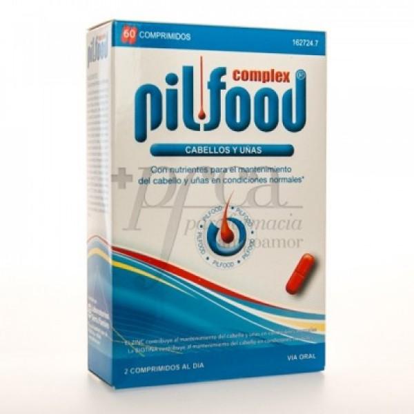 PILFOOD COMPLEX 60 COMPS