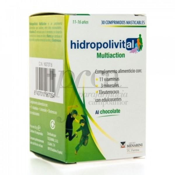 HIDROPOLIVITAL MULTIACTION 30 COMPS