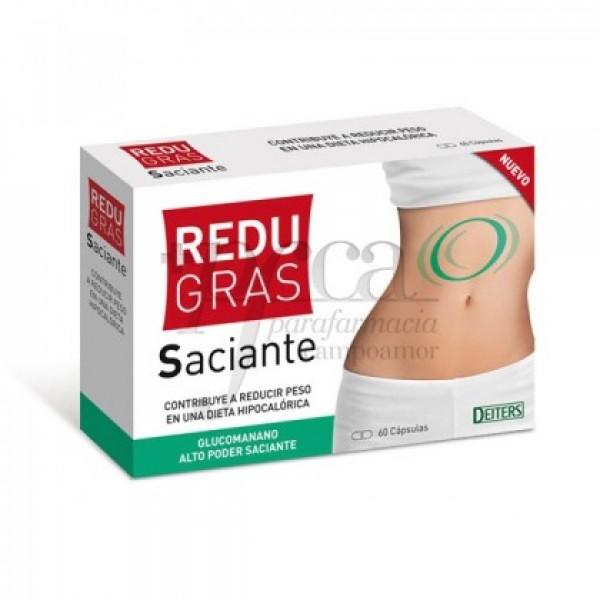 REDUGRAS SACIANTE 60 CAPS