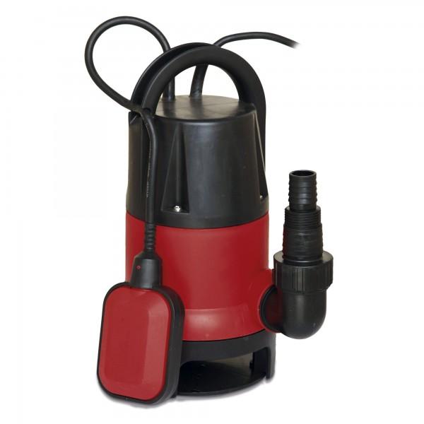 Bomba sum. aguas sucias 400w-7500 l/h