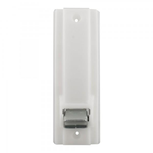 Recogedor emb. plastico 14 cm. blanco
