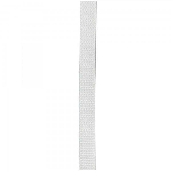 Cinta persiana 22 mm.  6 m. blanca