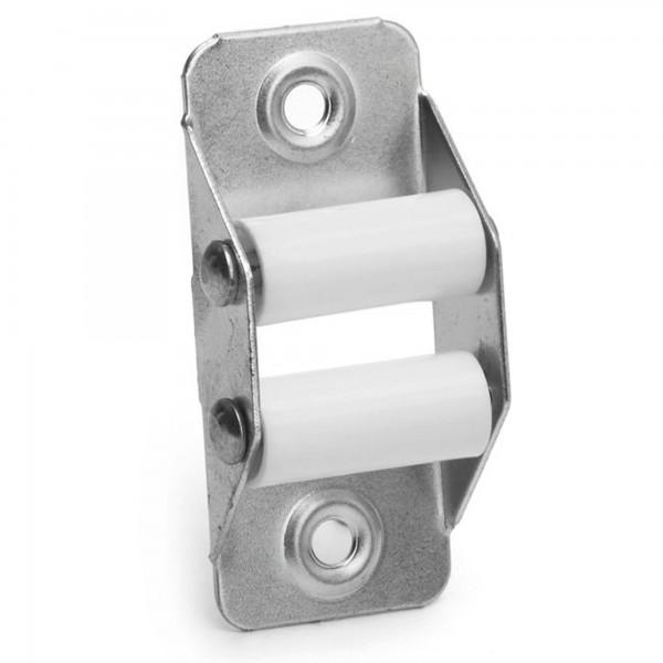 Guia cinta persiana metal.rod/nylon