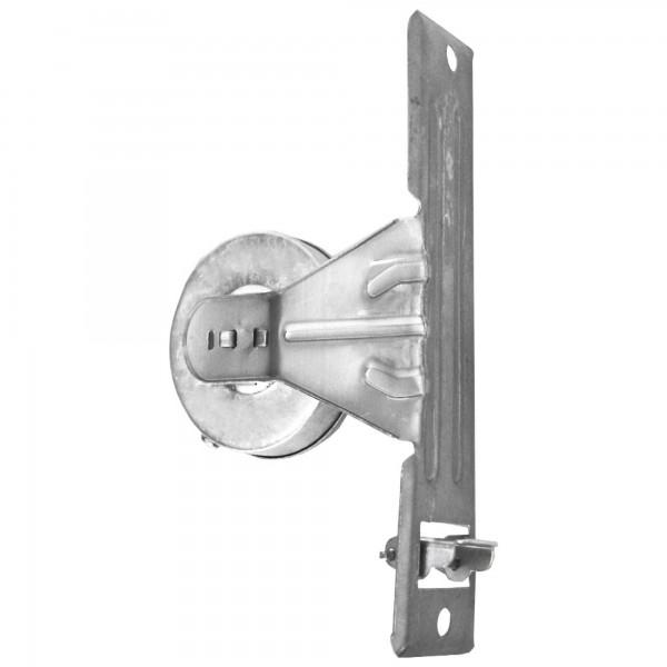 Recogedor metalico sin placa 5 m. 17 cm.