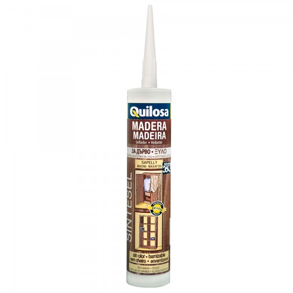 Sellador sintetico madera 300ml. roble