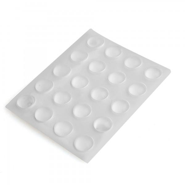Lagrima silicona 10 x 3 mm. (50 un.)