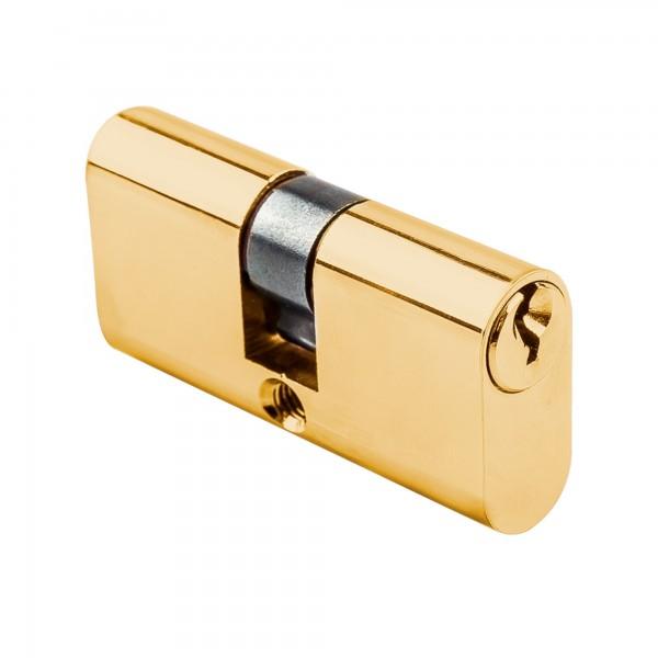 Cilindro ovalado laton 27x27  handlock