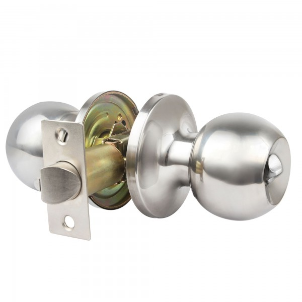 Pomo puerta handlock cil. entr 60/70 c/b