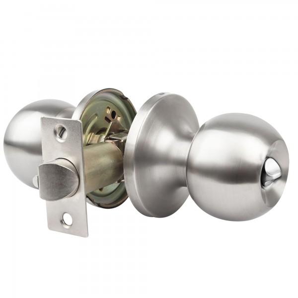Pomo puerta handlock cil. entr 60/70 l/b
