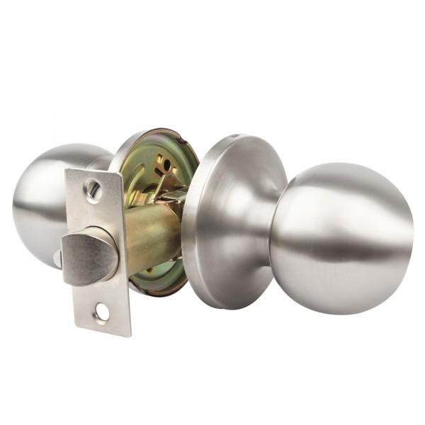 Pomo puerta handlock cil. paso 60/70 c/m