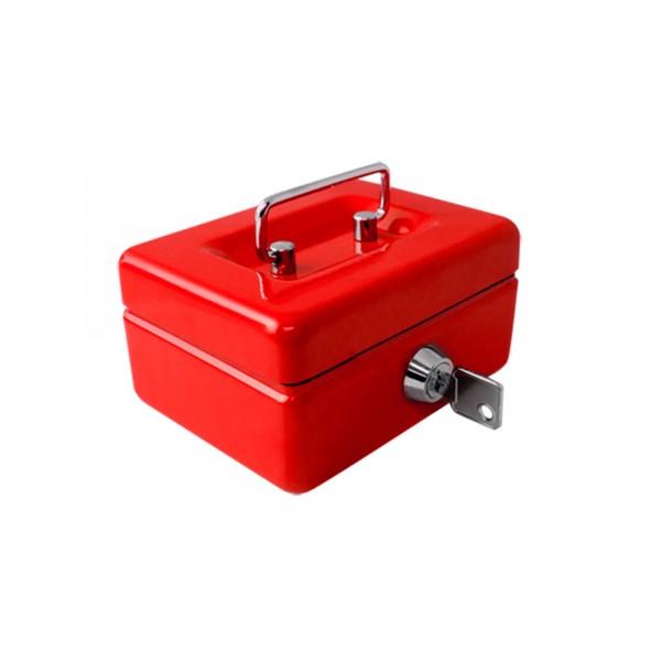 Caja caudales plus nº1 15x12x8 cm c/c