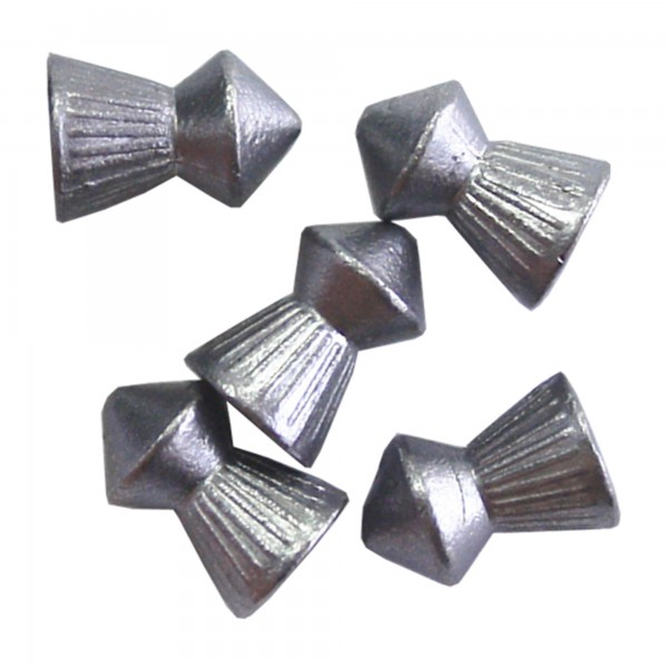 Balines magnum c/metal 250 u. 4,5 alfa