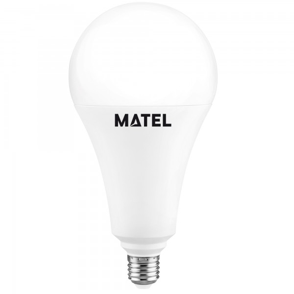 Bomb.led estandar  e27 30w.fria