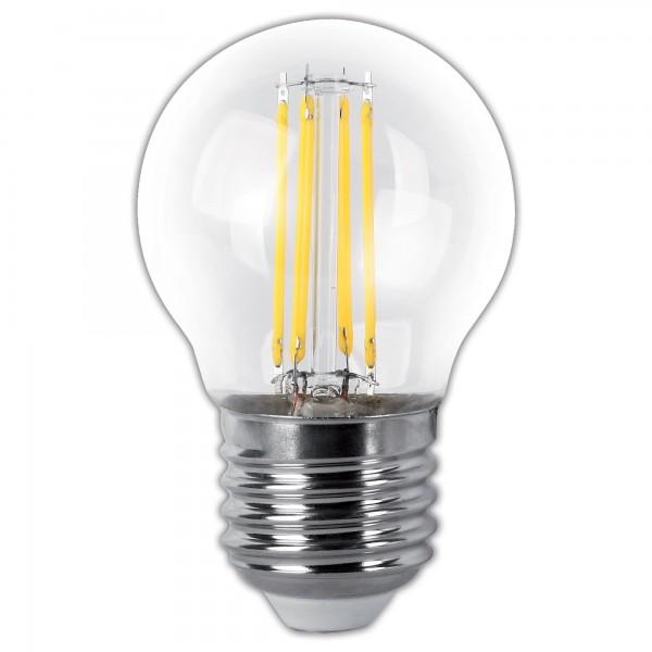 Bomb.led filament.esfer.clara e27 2w.ca