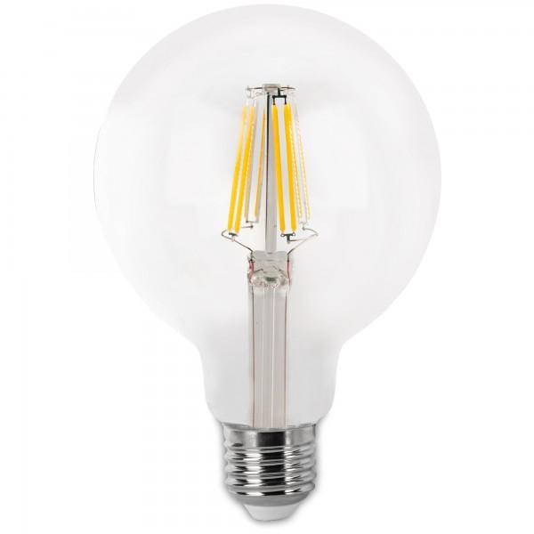 Bomb.led filament.globo  g80 cla.e27 8wc