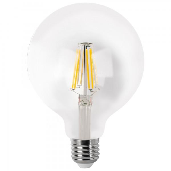 Bomb.led filament.globo  g95 cla.e27 8wc