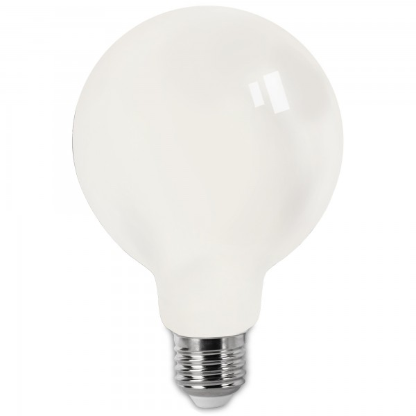 Bomb.led filament.globo opal g80 e27 8wc