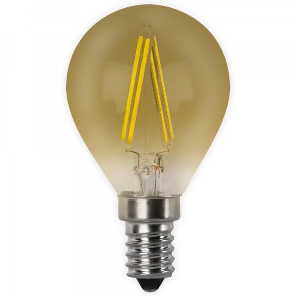 Bomb.led filament.esfer.vintage e14 4w.