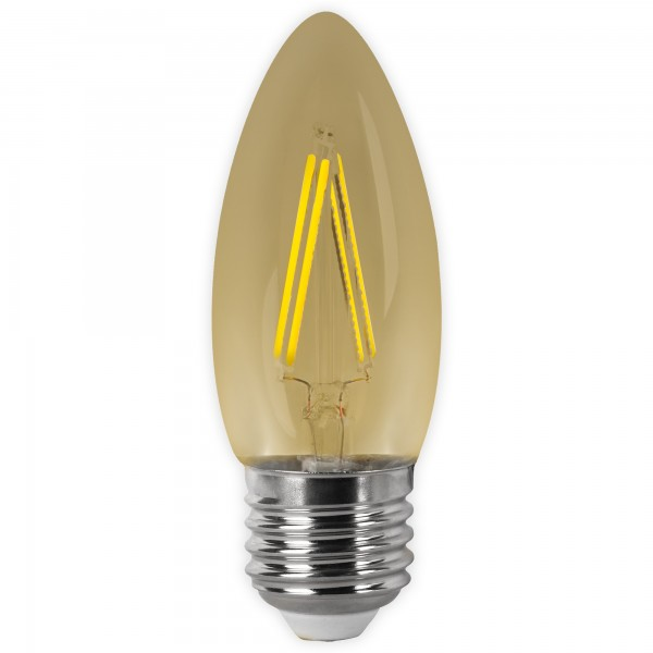 Bomb.led filament.vela vintage e27 4w.