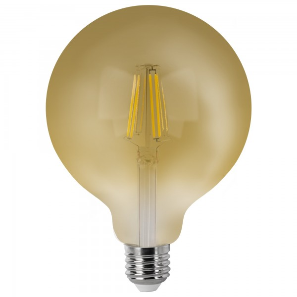 Bomb.led filament.g125 vintage e27 6w