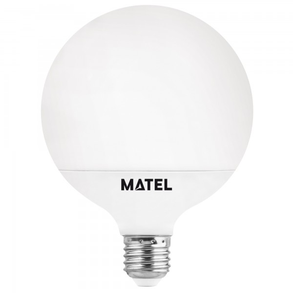 Bomb.led globo  g95 regulable e27 12w.ca