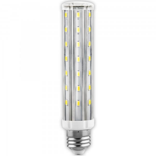Bomb.led tubular e27 12w.fria